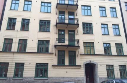 Besiktning fönsterrenovering måleri målerikonsult