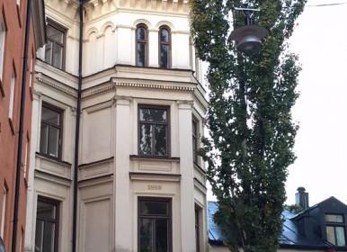 Måleribesiktning målerikonsult fönster fönsterrenovering fönsterbyte